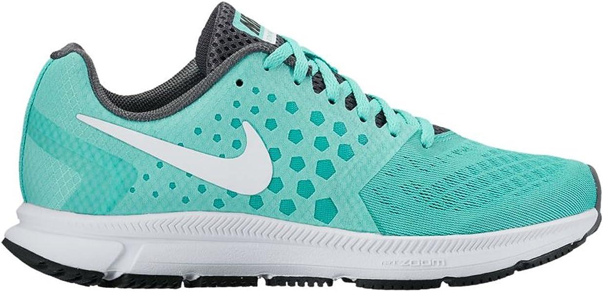 44c5b88c5f5b0 New Nike Women s Air Zoom Span Running Shoe Turquoise White 6