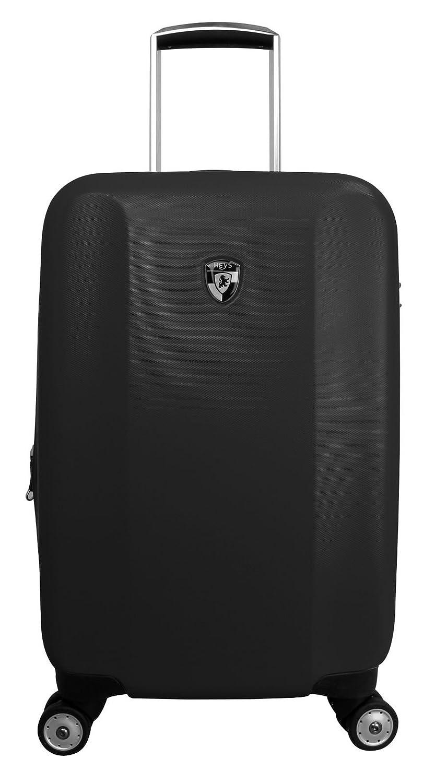 ... 50% SALE ... PREMIUM DESIGNER Hartschalen Koffer - Heys Core Quad Schwarz - Handgepäck