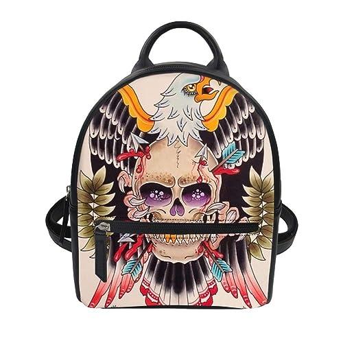 TRENAND mochila chica gato bolsos y carteras bolsos fiesta mujer mochila mujer portatil mochila mujer y niñas: Amazon.es: Zapatos y complementos