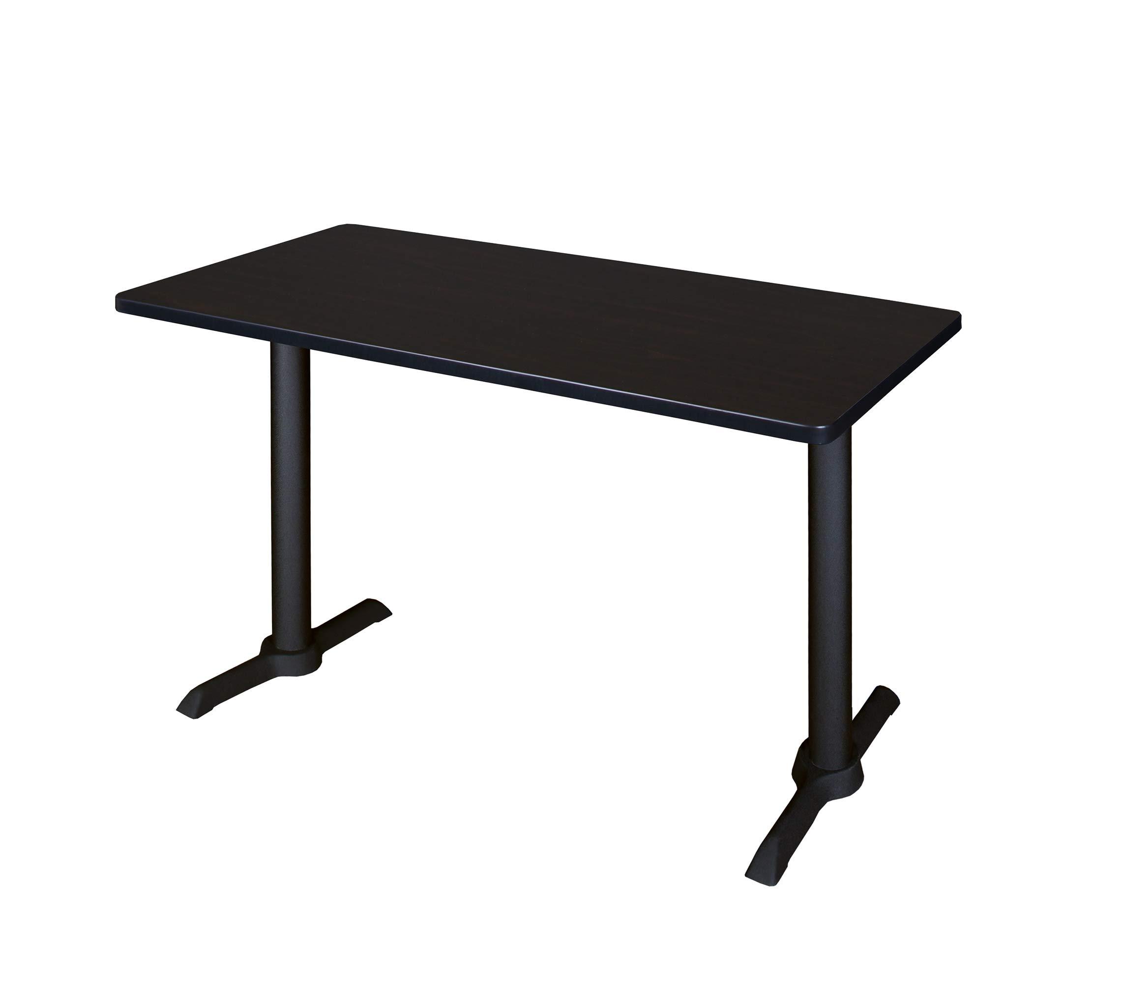 Regency Regency Cain 42 by 24-Inch Training Table, Mocha Walnut by Regency Seating