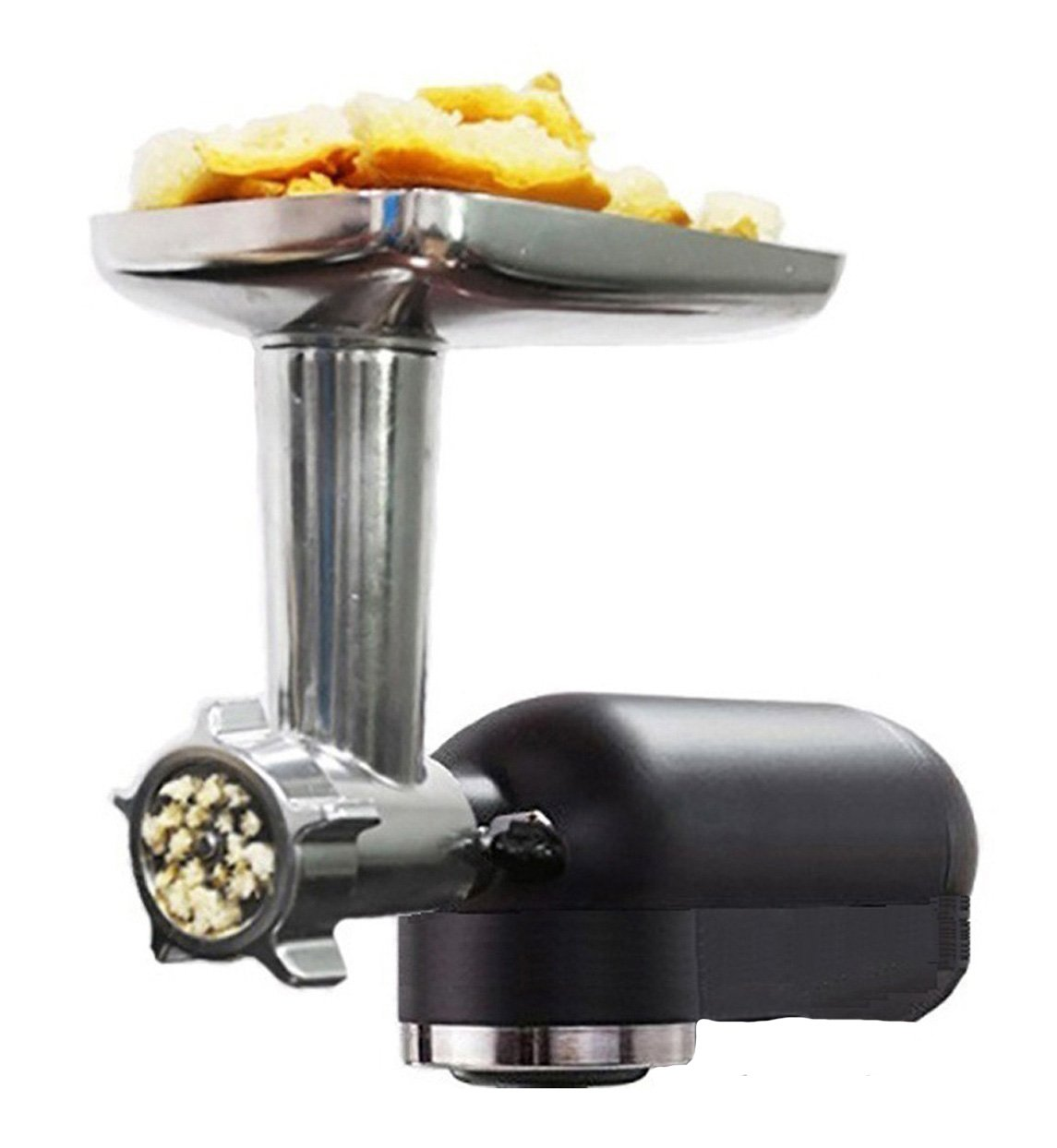 Gvode Food Grinder Attachment Work with KitchenAid Stand Mixers Including Sausage Stuffer Accessory by GVODE (Image #2)