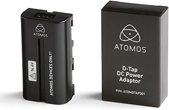 Amazon.com: Atomos Spare D-Tap Dummy Battery for Ninja & ...
