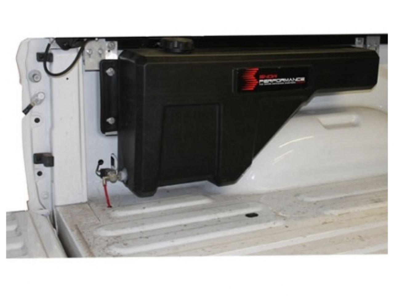 10 Gallon Tool Box Style Snow Performance 40015 Reservoir incl. Brackets//Check Valve//tubing