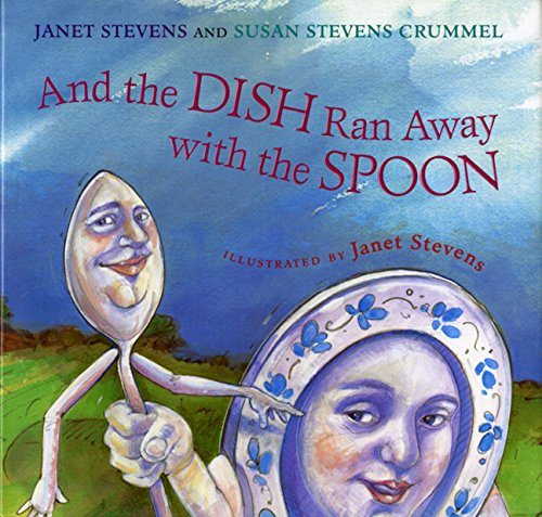 Dish Ran Away Spoon product image