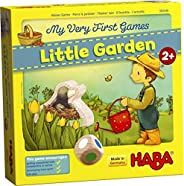 HABA My Very First Games Little Garden - Cooperative Board Game for Ages 2 + (Made in Germany)