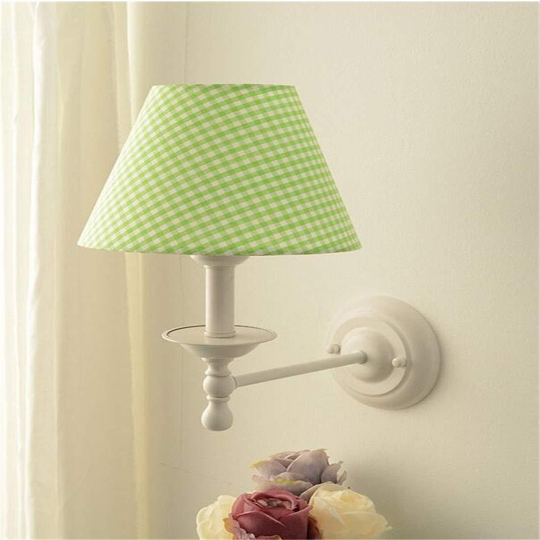 Kunst-Lampen Retrohängelampe Deckenleuchte Nachttischlampe Wand Schlafzimmer Gartentreppe Gang Wandleuchte (20  35Cm) [Energieklasse A ++]