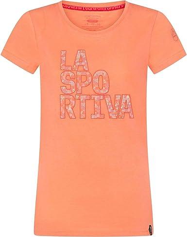 LA SPORTIVA W Pattern Camiseta: Amazon.es: Ropa y accesorios