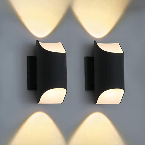 Aluminum Outdoor Wall Sconce