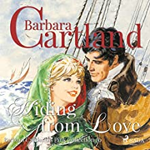 Hiding from Love (The Pink Collection 70) Audiobook by Barbara Cartland Narrated by Anthony Wren