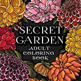 img - for SECRET GARDEN: ADULT COLORING BOOK. STRESS RELIEVING FLOWERS DESIGNS. ANTI-STRESS COLORING BOOK FOR ADULTS book / textbook / text book