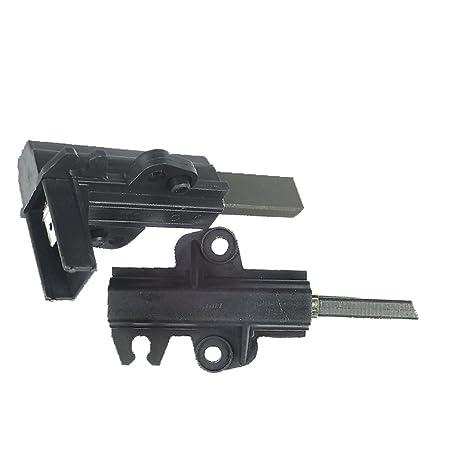 2 (Juego) Escobillas de carbón motor de carbón carbón lápiz para ...