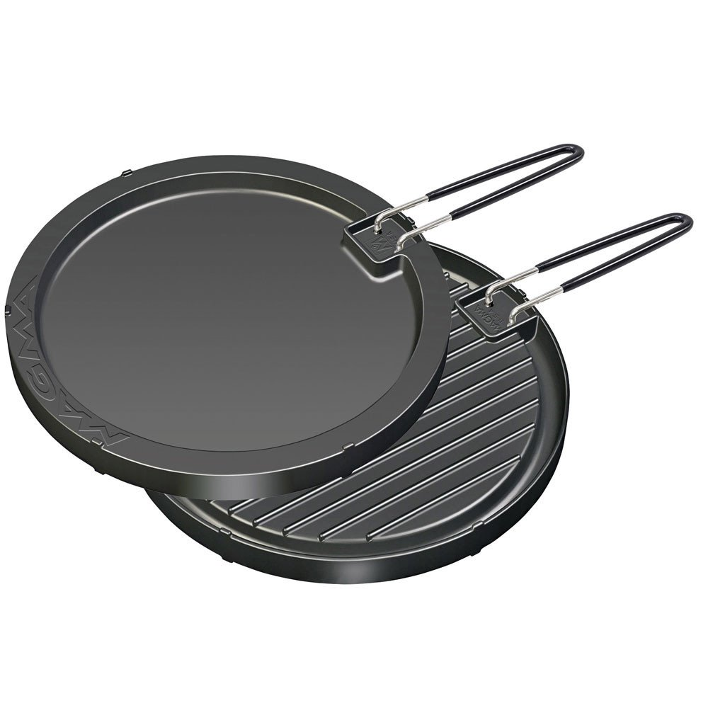 Magma 2 Sided Non-Stick Griddle 11-1/2'' Round by Magma