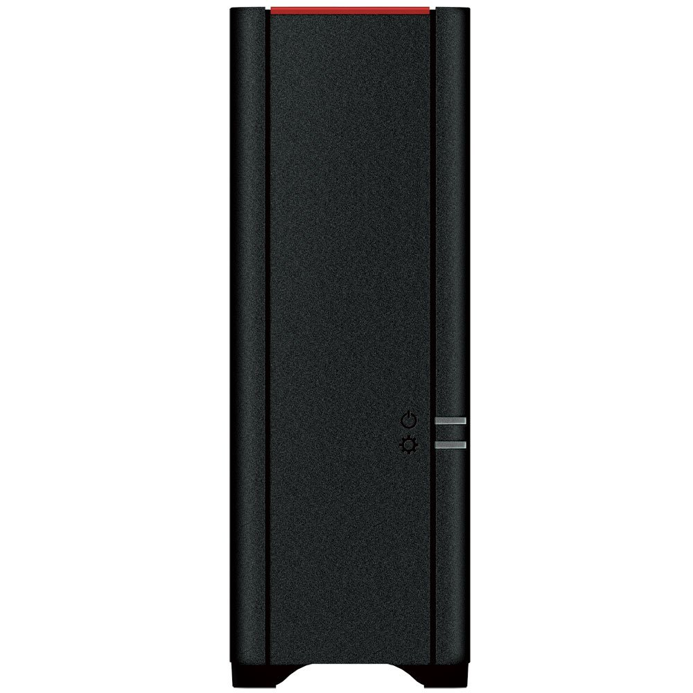 Buffalo LinkStation 520 2TB Private Cloud Storage NAS with Hard Drives Included
