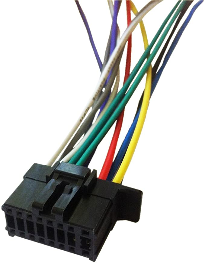[DIAGRAM_38DE]  Amazon.com: Auto Stereo Wire Harness Connector Plug for Pioneer AVH-270BT /  AVH-271BT: Everything Else | Pioneer Avh 270bt Wiring Diagram Colors |  | Amazon.com