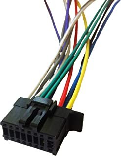 amazon com for pioneer wire harness deh 12e deh 22ub deh 2200ub deh pioneer stereo wiring harness pioneer deh 3200ub deh 4200ub player wiring harness plug
