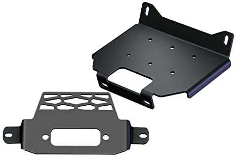 Amazon com: KFI Products (101220 Winch Mount: Automotive