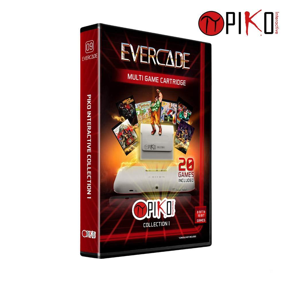 Evercade Piko Cartridge Collection 1 - Electronic Games