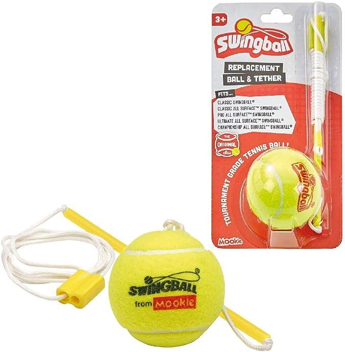 Mookie - Pelota y cuerda de repuesto para swingball (36/7105 ...