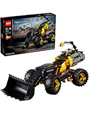 LEGO 42081 Technic Volvo Concept Wheel Loader ZEUX Toy, 2 in 1 Model, Construction Toys for Kids