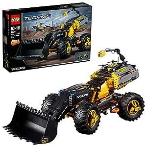 Lego Technic Volvo Concept Wheel Loader ZEUX 42081 Building Set