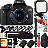 Best Canon Bag Evers - Canon EOS Rebel T6i Digital SLR Camera Review