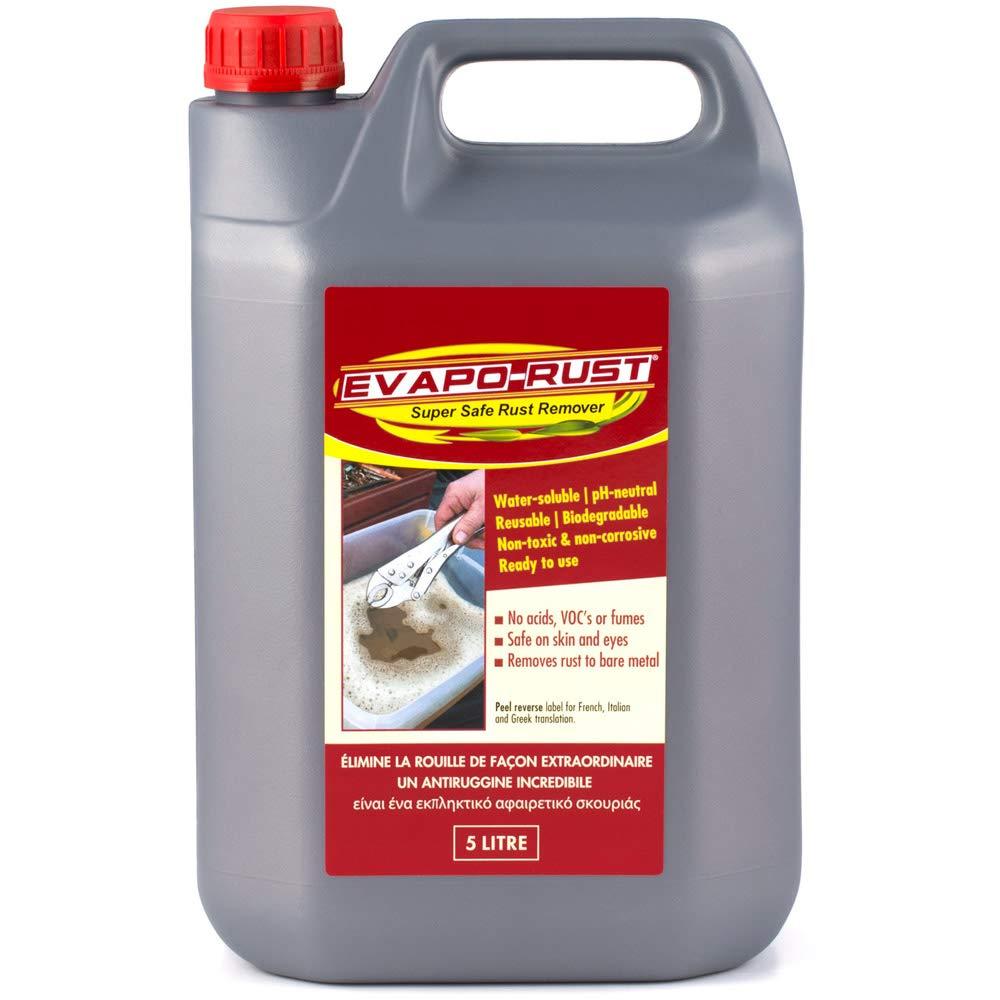 EVAPO-RUST® Rust Remover Liquid Solution 5 Litre