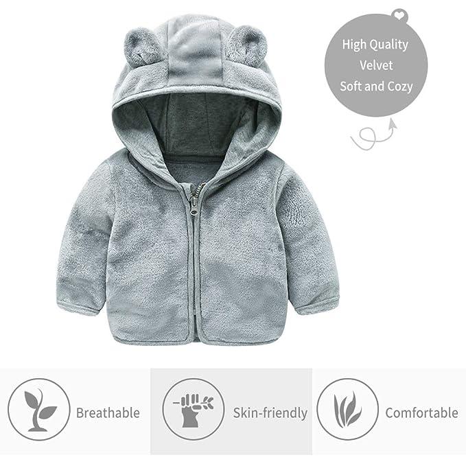 f8512f7edce7 Amazon.com  Baby Sweater Boys Girls Cardigan Spring Autumn  Clothing