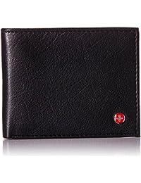 Men's Genuine Leather Thin Slimfold Wallet