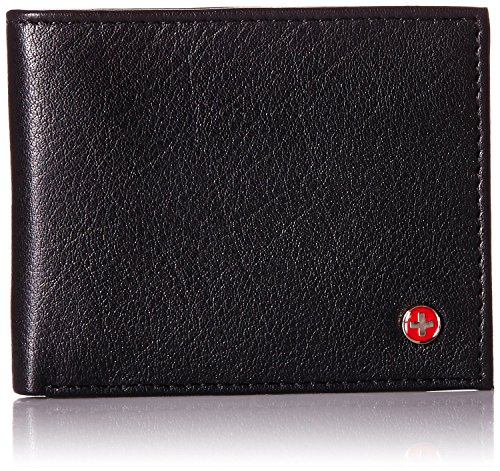Alpine Swiss Leather Bifold Passcase product image