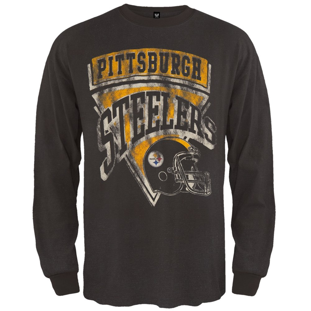 Pittsburgh Steelers - Time Out Thermal Black Small