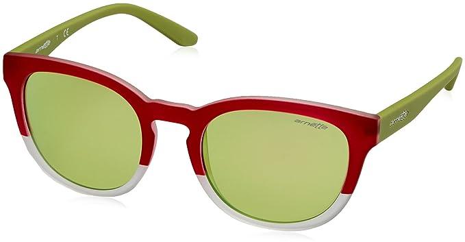 Arnette Cut Back, Gafas de Sol para Hombre, Bordeaux/Matte Crystal, 53: Amazon.es: Ropa y accesorios