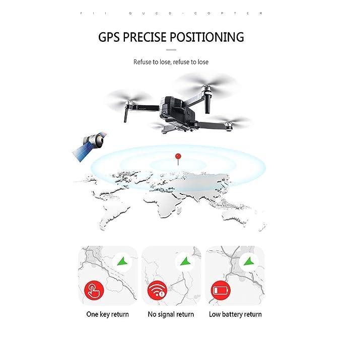 Drone F11 PRO GPS con Wifi Cámara FPV 2K HD F11 Drone sin ...