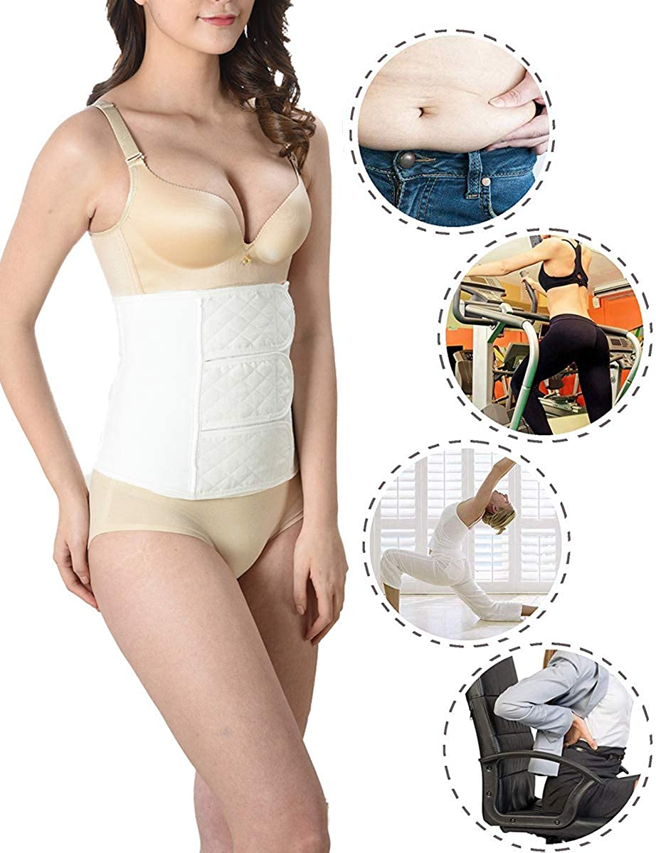 FUT Postpartum Girdle C-Section Recovery Belt Back Support Belly Wrap Belly Band Shapewear