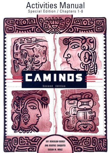 Caminos, Custom Publication (Spanish Edition)