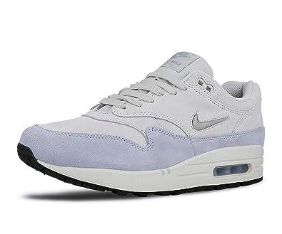 new concept 9ef21 8f949 Nike Womens Air Max 1 Premium SC Suede Athletic Shoes Gray 5 Medium (B,