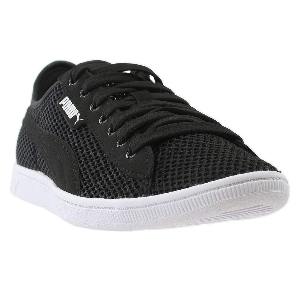 6333689e0c680 PUMA Women's Vikky Mesh FM Field Hockey Shoe (6.5 B(M)US Black/White ...