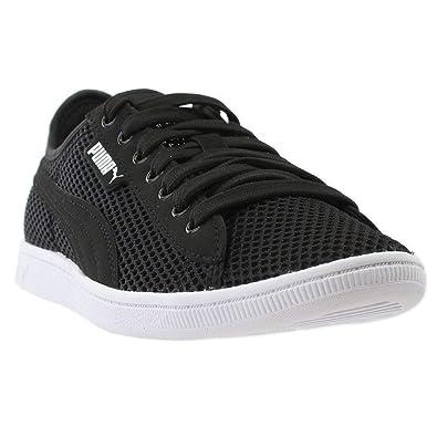 434541d704b Amazon.com | PUMA Womens Vikky Mesh FM Casual Athletic & Sneakers ...