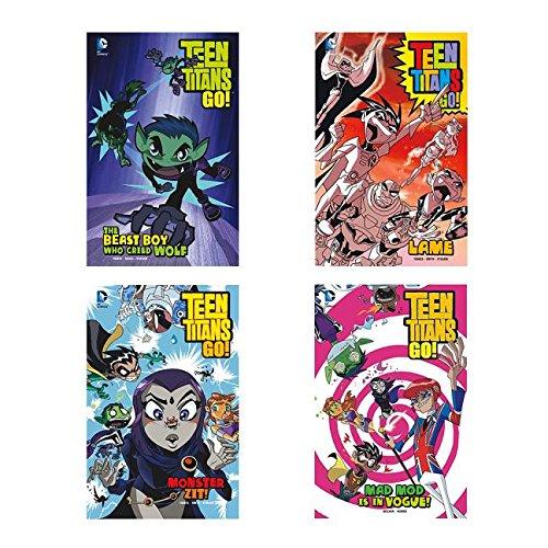 Download Teen Titans GO! ebook