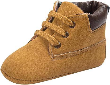 Chaussures de marche pour bébé ROMIRUS Semelle souple enfant