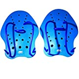 Swim Training Paddles with Adjustable Strap for
