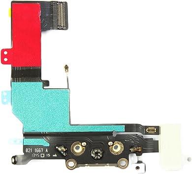 SoSav - Pieza de Recambio para iPhone 5S (Conector de Carga ...