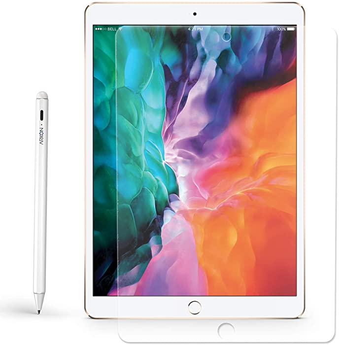 """Arxon Paperfilm iPad Pro 10.5 inch Screen Protector, Anti-Glare, Scratch Resistant, Bubble-Free, Fingerprint-Proof, Smooth Screen Protector for Apple ipad air 3 (2019) 10.5inch & ipad pro 10.5"""" (2017)"""