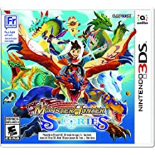 Monster Hunter Stories 3DS - Nintendo 3DS