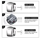 AIKE AK2903 Heavy Duty Commercial Hand Dryer with