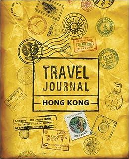 Book Travel Journal Hong Kong