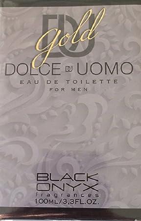 100 Homme De Parfum Eau Onyx Dolce Black Uomo Ml Toilette Doré 80PXnwOk
