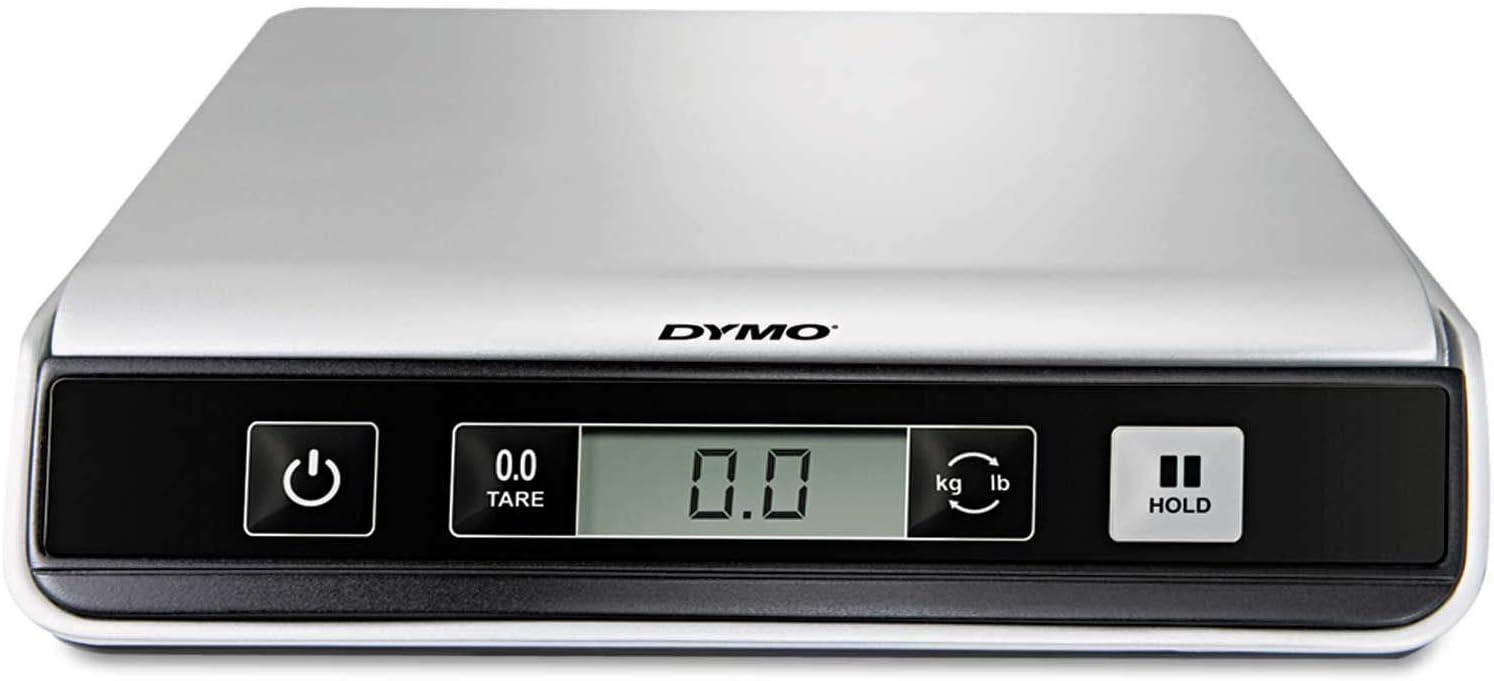 10. DYMO Pelouze M25 Digital USB Postal Scale