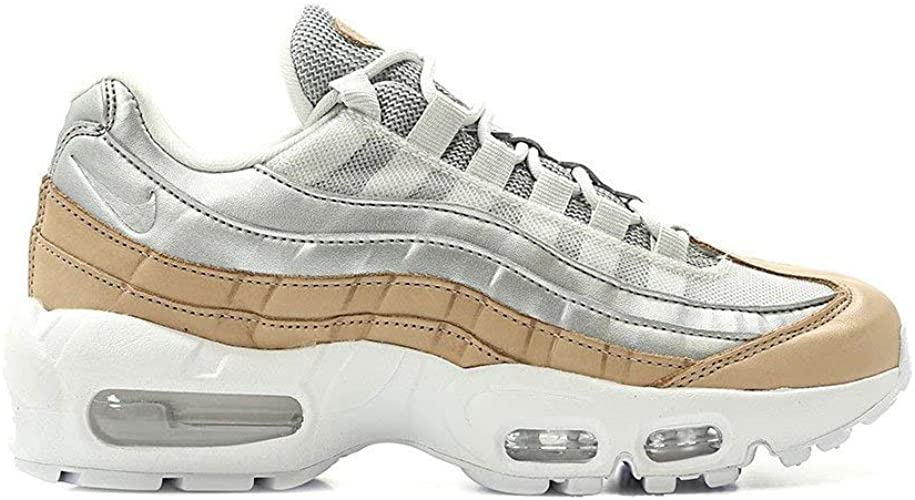 "NIKE Air Max 95 SE Premium PRM ""Port Wine"" Exclusive Collection Retro, Schuhe Damen"