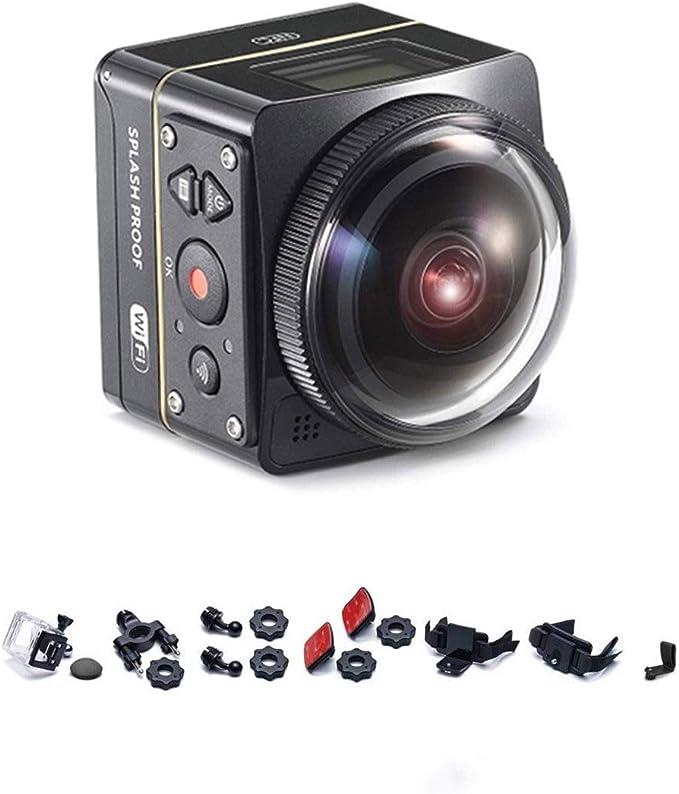 Kodak PixPro SP360 Aqua Sport Pack cámara para deporte de acción Full HD CMOS 17,52 MP 25,4 / 2,33 mm (1 / 2.33