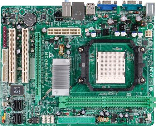 Biostar DDR2 NVIDIA Micro ATX AMD Motherboard MCP6P M2+